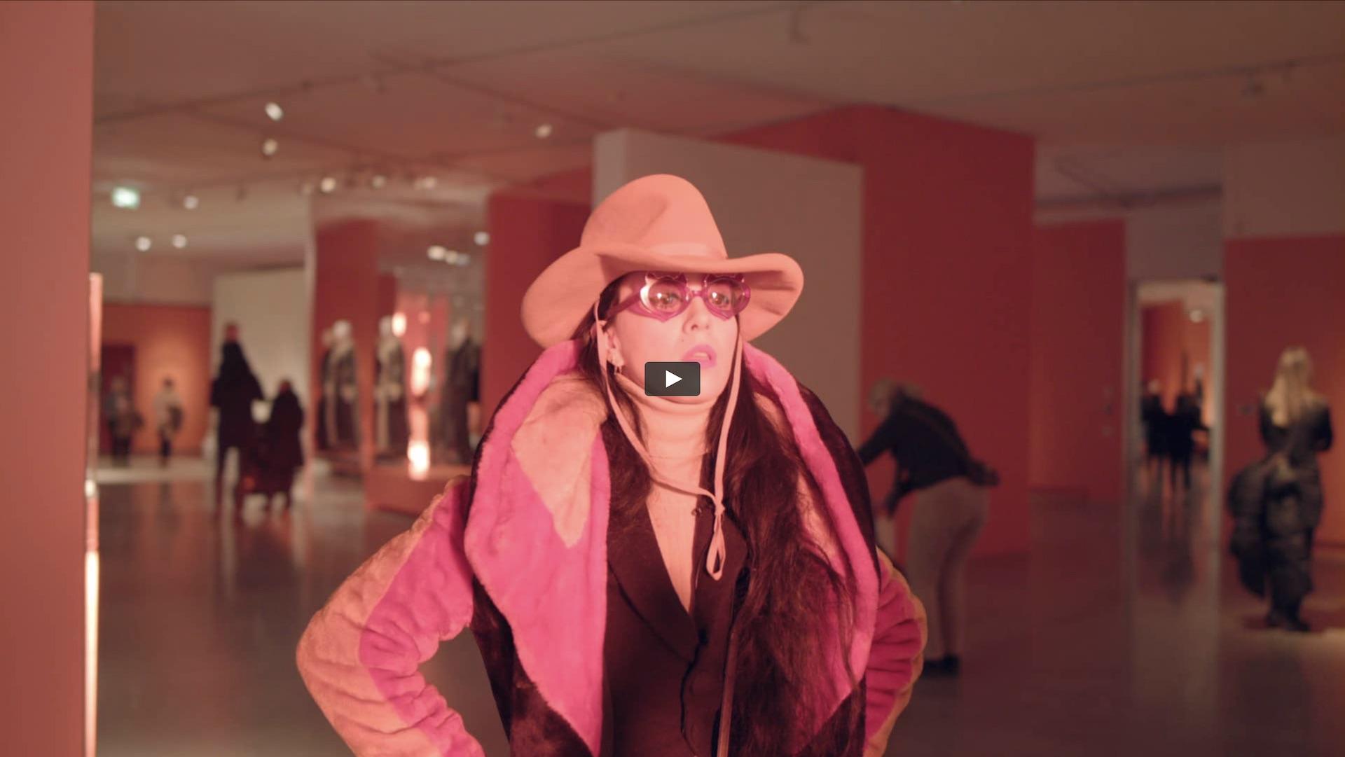 Watch the amazing Fashion Activist B. Åkerlund back in Sweden.